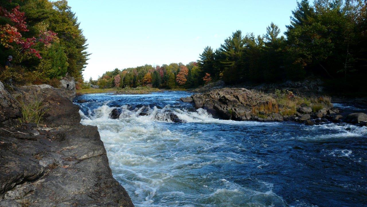 Wabagishik Rapids, Vermilion River